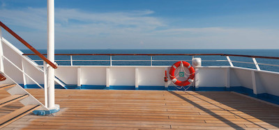 Prevent Seasickness On A Cruise - Where to stay on a cruise ship to avoid seasickness
