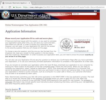 U S Travel Visa Information Resources