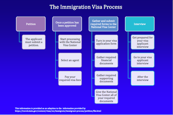 Immigration Visa Process