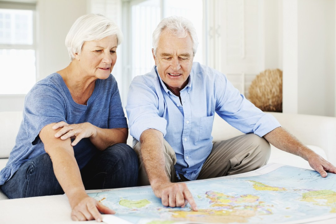 Tips for Traveling with Older Parents