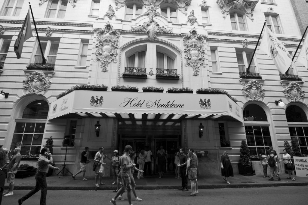 Hotel Monteleone in New Orleans, Louisiana