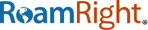 RoamRight Travel Insurance Logo